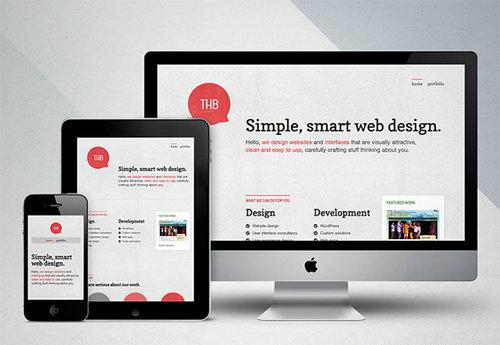 响应式网站是未来<b>网站建设</b>的发展趋势