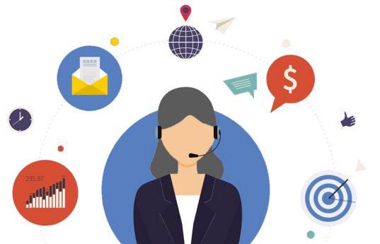 网站建设落地转化在线客服工具是营销得力助手