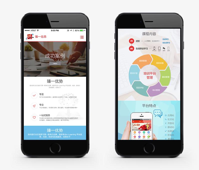 上海臻一信息技术有限公司案例图片