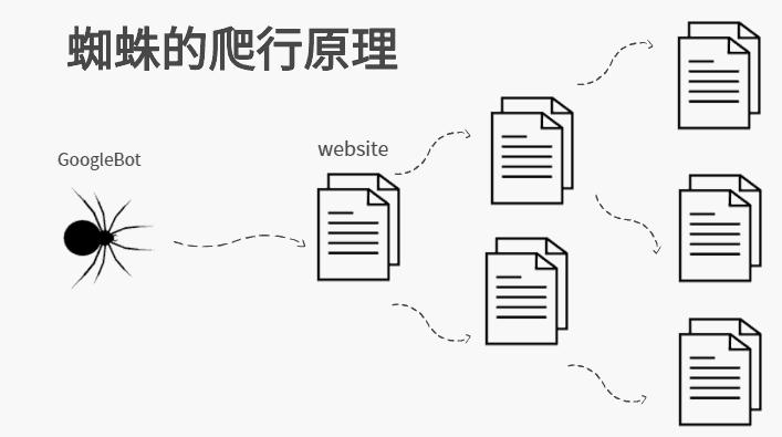 定制网站建设以什么优势来吸引搜索引擎蜘蛛?